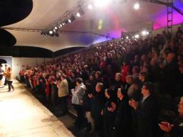 Das Publikum ist stets begeistert bei den Scherenburg Festspielen