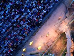 Ein Erlebnis sind die Scherenburgfestspiele