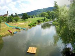 Schonderfeld im Saaletal