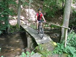 Wandern und Biken wunderbar
