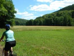 Ob Radfahren oder Wandern, alles ist im Schondratal schön