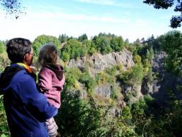 Ehemaliges Basaltbergwerk am Sodenberg