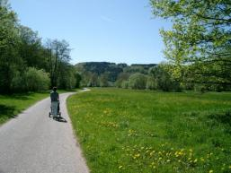 Wandern im Sinngrund bei Rieneck