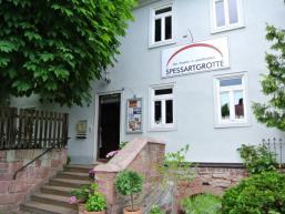 """Die SPESSARTGROTTE im ehem. Gasthaus """"Zum Engel"""""""