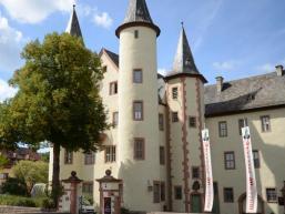 Schlösser und Burgen im Spessart