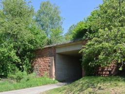 Brücke ohne Nutzen