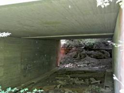 Bauruinen der Strecke 46