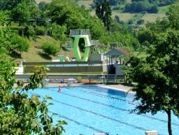 Schwimmbad Frammersbach