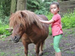 Tiere zum Anfassen im Tierpark im Spessart