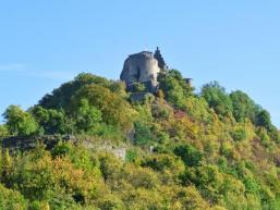Burgen im Spessart