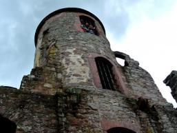 Gefangen im Burgturm der Schönrain