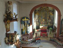 Abgeschieden im Spessart - Wallwahrtskirche Rengersbrunn