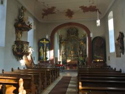 Wallfahrtskirche im Spessart
