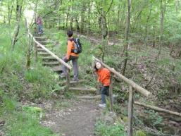 Wald- und Wassererlebnispfad in Rieneck