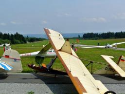 Flugmaschinen auf der Wasserkuppe