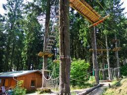 Klettern für Groß und Klein auf der Wasserkuppe