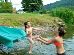 Sommer im Saaletal