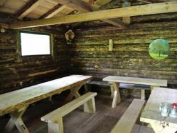 Am Ende vom Sternheckenweg: Weißkreuzhütte