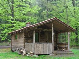 Weiß Kreuz Schutzhütte