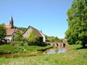 Gräfendorf an Fränkischer Saale und Schondra